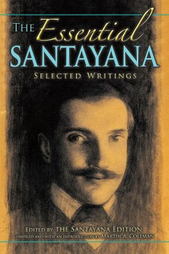 The Essential Santayana