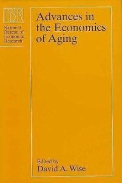 Advances in the Economics of Aging - Herausgeber: Wise, David A.