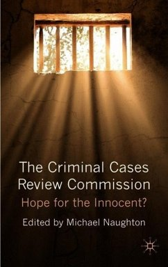 The Criminal Cases Review Commission: Hope for the Innocent? - Mansfield, Michael Zander, Michael