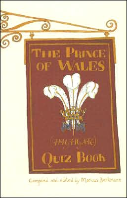 Prince of Wales (Highgate) Quiz Book