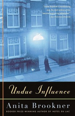 Undue Influence - Brookner, Anita