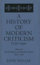 French, Italian, and Spanish Criticism, 1900-1950 - Rene Wellek