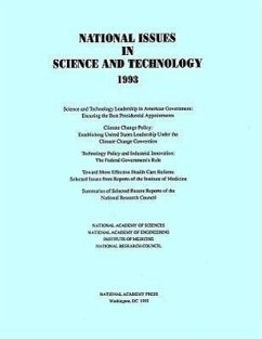 National Issues in Science and Technology 1993 - National Academy of Engineering Institute of Medicine National Research Council