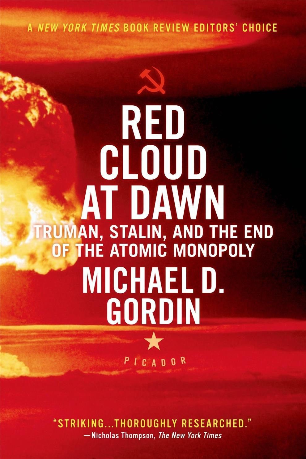 Red Cloud at Dawn - Michael D Gordin