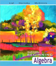Beginning Algebra - With Access - Margaret L. Lial