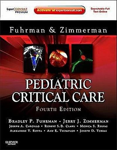 Pediatric Critical Care - Bradley P. Fuhrman