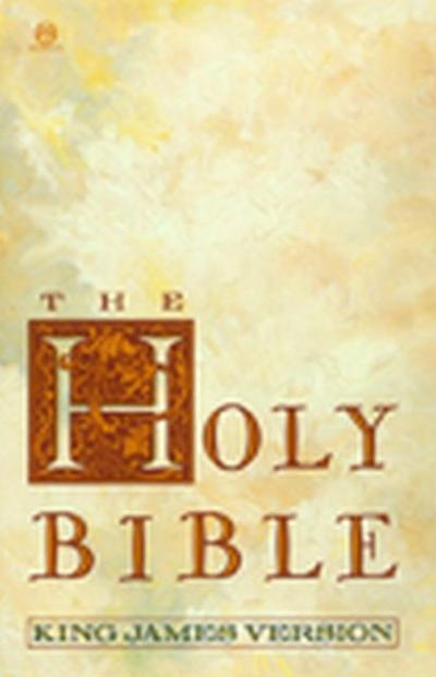 Bibelausgaben The Holy Bible