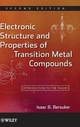 Electronic Structure and Properties of Transition Metal Compounds - Isaac B. Bersuker