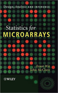 Statistics for Microarrays: Design, Analysis and Inference - Ernst Wit
