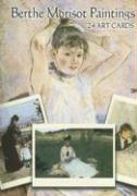 Berthe Morisot Paintings: 24 Art Cards