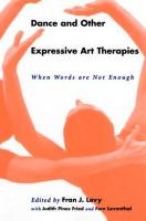 Dance & Other Expressive Art Therapies