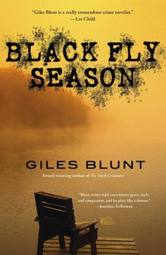 Black Fly Season - Blunt, Giles