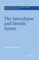 Apocalypse and Semitic Syntax - Steven Thompson