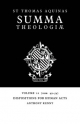 Summa Theologiae: Volume 22, Dispositions for Human Acts - Saint Thomas Aquinas; Sir Anthony Kenny