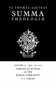 Summa Theologiae: Volume 41, Virtues of Justice in the Human Community - Saint Thomas Aquinas; T. C. O'Brien