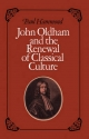 John Oldham and the Renewal of Classical Culture - Paul Hammond