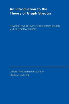 Introduction to the Theory of Graph Spectra - Cvetkovic, Dragos