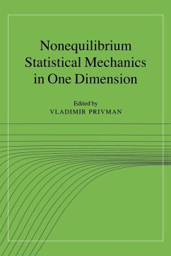 Nonequilibrium Statistical Mechanics in One Dimension - Privman, Vladimir Privman, V.