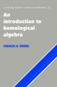 An Introduction to Homological Algebra - Charles A. Weibel