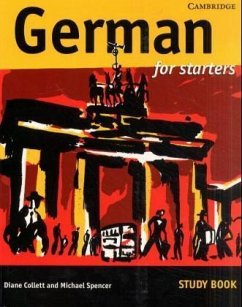 German for Starters Study Book: Study Book - Collett, Diane Spencer, Michael