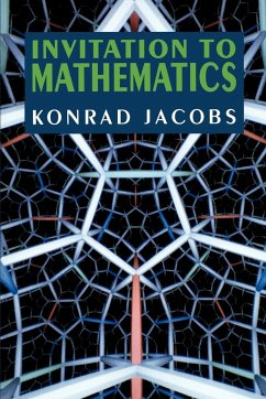 Invitation to Mathematics - Jacobs, Konrad