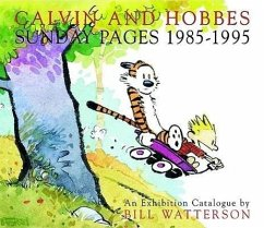 Calvin and Hobbes Sunday Pages - Watterson, Bill