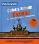Pimsleur German Quick & Simple Course - Level 1 Lessons 1-8 CD - PIMSLEUR