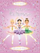 Sticker Dolly Dressing. Ballerinas