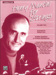 Henry Mancini for Strings, Vol 2: Conductor - Henry Mancini