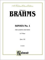 Sonata No. 1 in F Minor, Op. 120