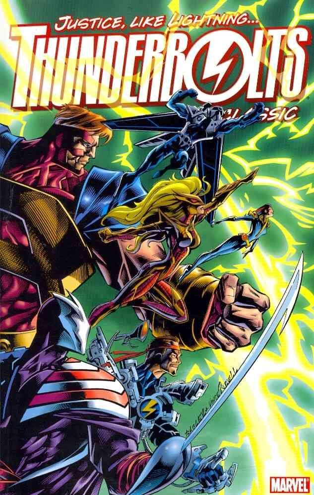 Thunderbolts Classic: Vol. 1 - Kurt Busiek
