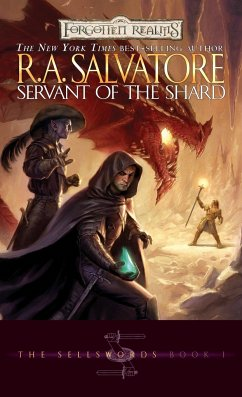 SERVANT OF THE SHARD - SALVATORE, R.A.