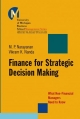 Finance for Strategic Decision Making - M. P. Narayanan