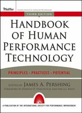 Handbook of Human Performance Technology: Principles, Practices, and Potential - Pershing, James / Stolovitch, Harold D. / Keeps, Erica J.