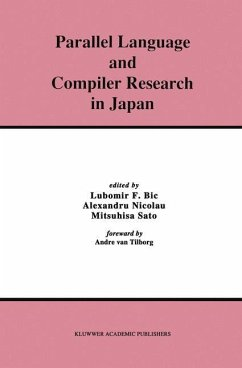 Parallel Language and Compiler Research in Japan - Bic, Lubomir / Nicolau, Alexandru / Sato, Mitsuhisa (Hgg.)