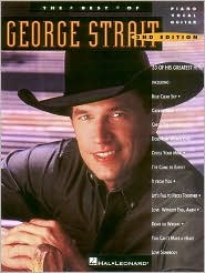 The Best of George Strait: (Sheet Music) - George Strait