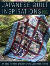 Japanese Quilt Inspirations - Briscoe, Susan