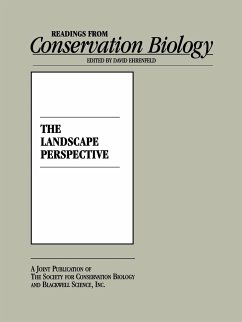 Readings from Conservation Biology - Ehrenfeld