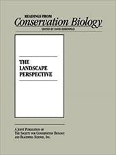 Readings from Conservation Biology: The Landscape Perspective - Ehrenfeld / Ehrenfeld, David W. / Ehrenfeld, D.