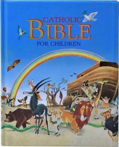 Catholic Bible for Children - Illustrator: Wolf, Tony