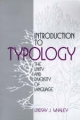 Introduction to Typology - Lindsay Whaley