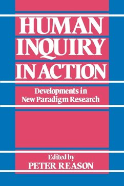 Human Inquiry in Action - Reason, Peter (ed.)