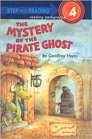 The Mystery of the Pirate Ghost - Geoffrey Hayes