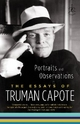 Portraits and Observations - Truman Capote