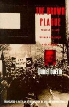 The Brown Plague - Guerin, Daniel