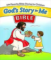 God's Story for Me: 104 Favorite Bible Stories for Children [With Sticker(s)] - Gospel Light