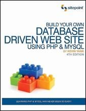 Build Your Own Database Driven Web Site Using PHP & MYSQL - Yank, Kevin