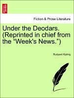 Under the Deodars. (Reprinted in chief from the