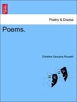 Poems. - Rossetti, Christina Georgina