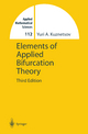 Elements of Applied Bifurcation Theory - Yuri A. Kuznetsov